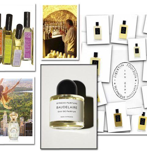 6 exclusieve parfums uitgelicht