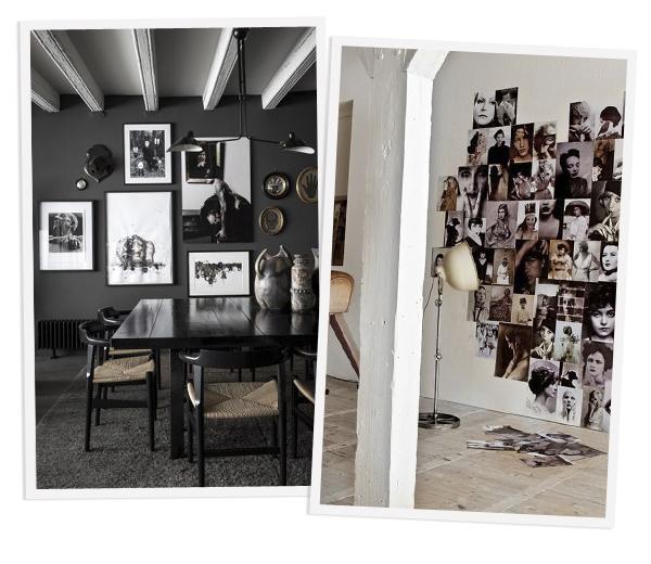 opening muren met fotos