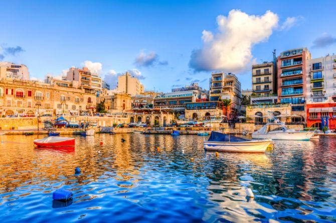 malta vriendinnen vakantie