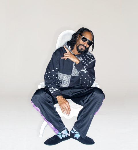 Happy Socks slaat Snoop Dogg aan de haak