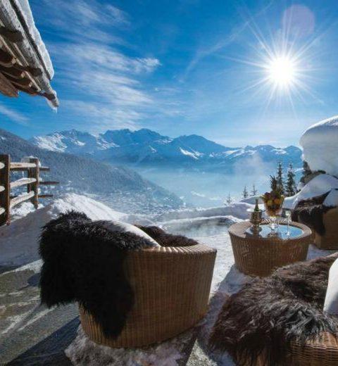 Top 5 duurste chalets van de Alpen