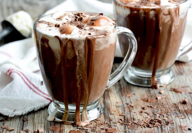 chocolademelk deluxe