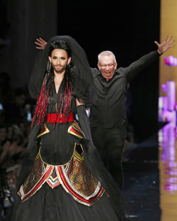 paris fashion gaultier