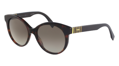 Fendi, €219 bij Grand Optical