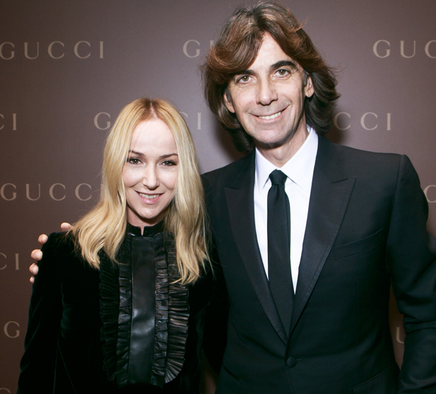 Gucci New Petrovka Flagship Opening Cocktail Party in Moscow