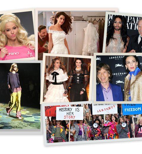 Het grote mode ABC van 2014