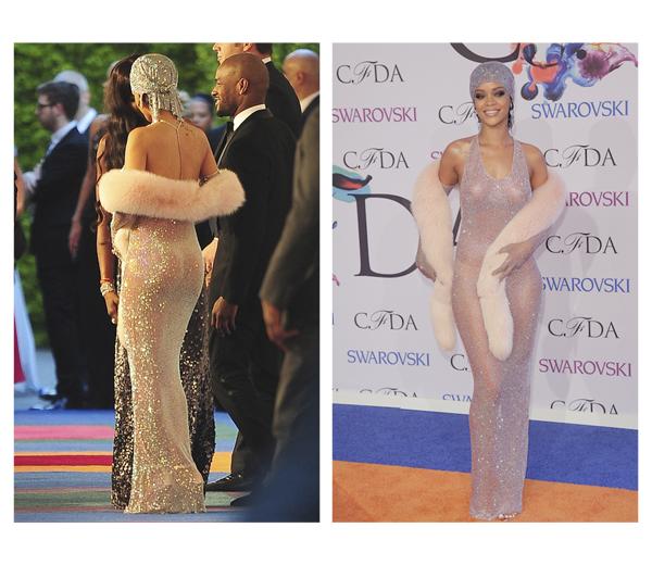 Rihanna-naakt