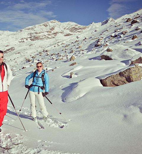 Getest: ski fitness