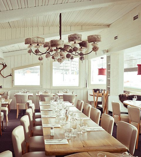 De 6 leukste restaurants van Val Thorens