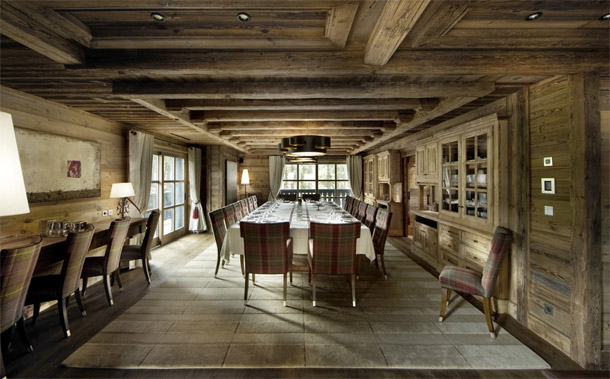 Chalet Edeweiss Courchevel