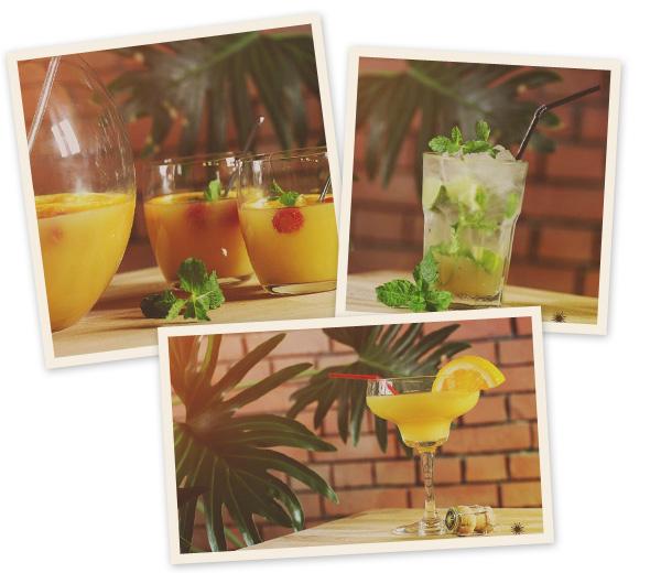 opening cocktails met cava