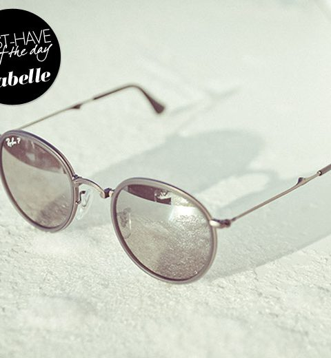 Musthave of the day: plooibare bril Ray Ban – €239