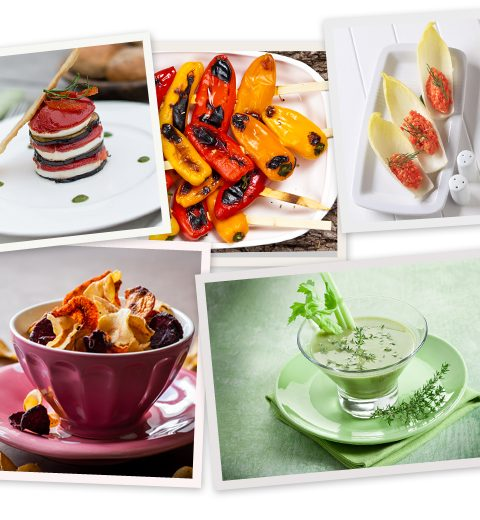 Aperitieven: 6 vegetarische hapjes