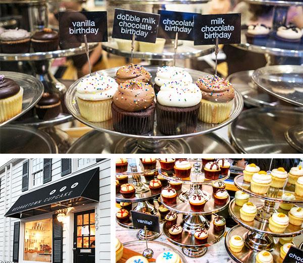 Georgetown Cupcake © via Pinterest (abpan, maathiildee)