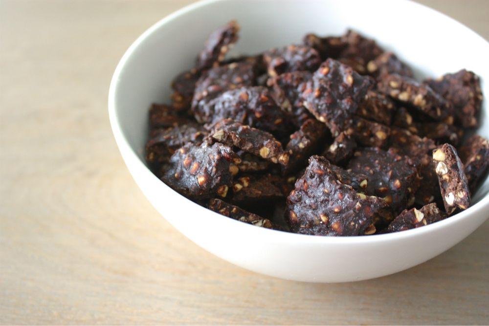 Chocolade Granola 3