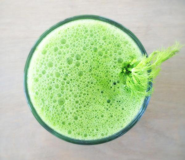 Detox Green Juice 2