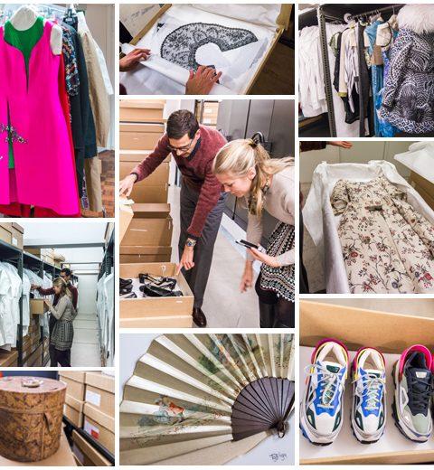 ELLE backstage: de archieven van het Modemuseum