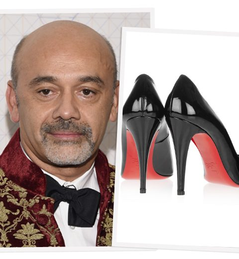 5 fun facts over Christian Louboutin
