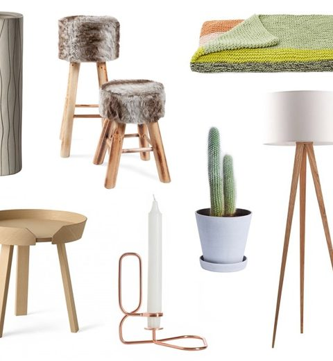 Decoshopping: 10 x Scandinavisch warm