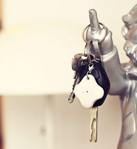 We love: een app voor verloren sleutels