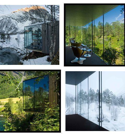 Wanderlust: Juvet Landscape Hotel in Noorwegen