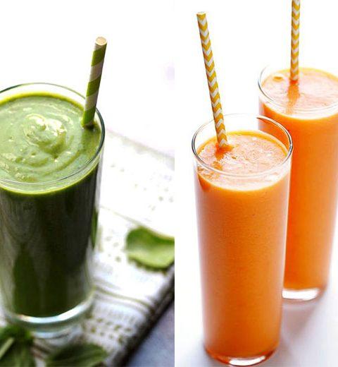 Recept: 3 gezonde smoothies