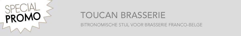 Banner TOUCAN BRASSERIE NL