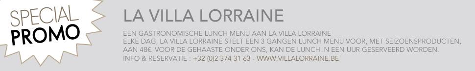 Banner Villa Lorraine NL