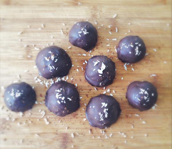 Chocolade Bounty Truffels
