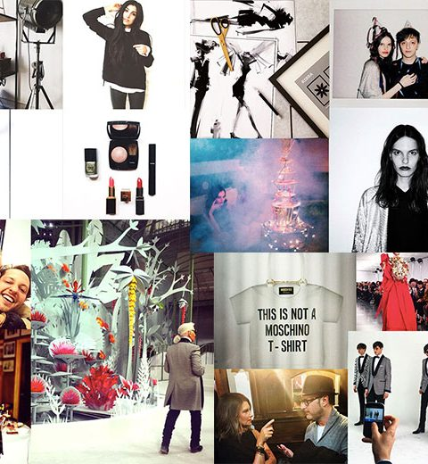 5 fashion Instagram accounts om te volgen