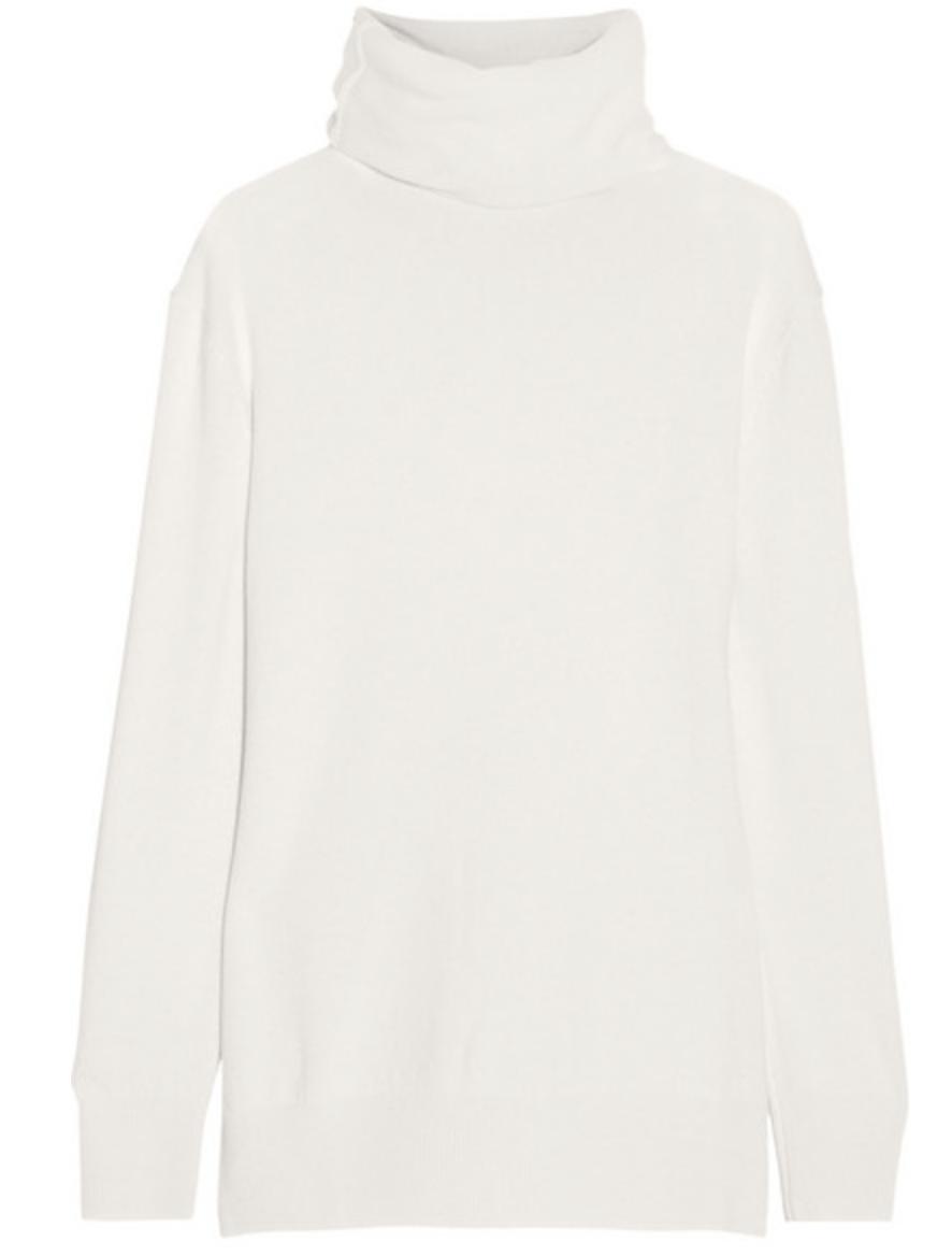 JOSEPH - Cashmere turtleneck sweater - $210