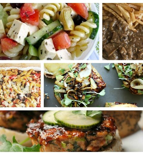 ELLE cuisine: 5 X vleesvervangers