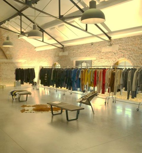 Interview: in de showroom van Egidio Fauzia
