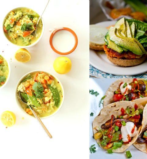 Dagen zonder vlees: 10 veggie recepten