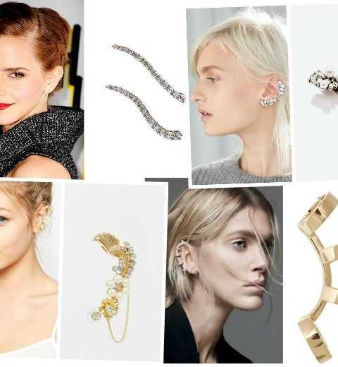 Trendshopping: statement ear cuffs