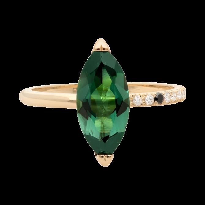 toermalijn ring belgische juwelen