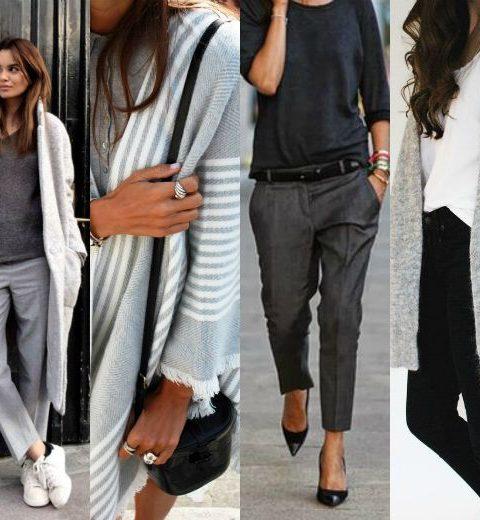 Fifty shades of grey, zo draag je het