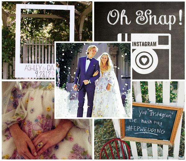 instagram huwelijk