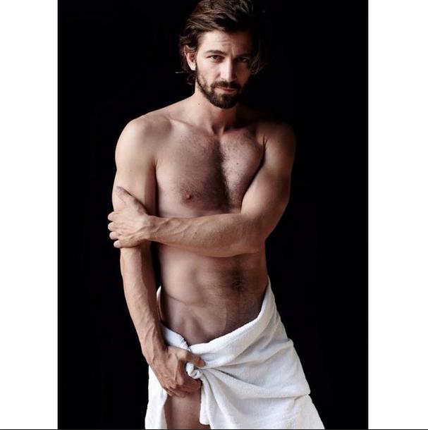 Instagram Mario Testino