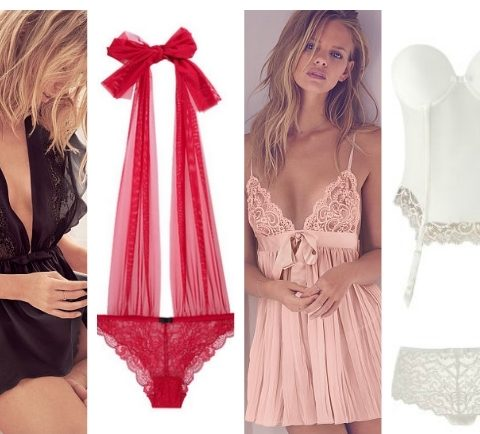 Shopping: romantische lingerie
