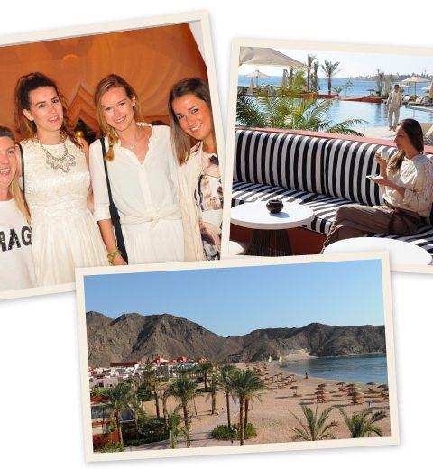 ELLE Travel: Club Med Sinaï Bay Egypte