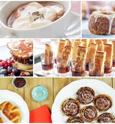 Vette Dinsdag: 5 hartige desserts
