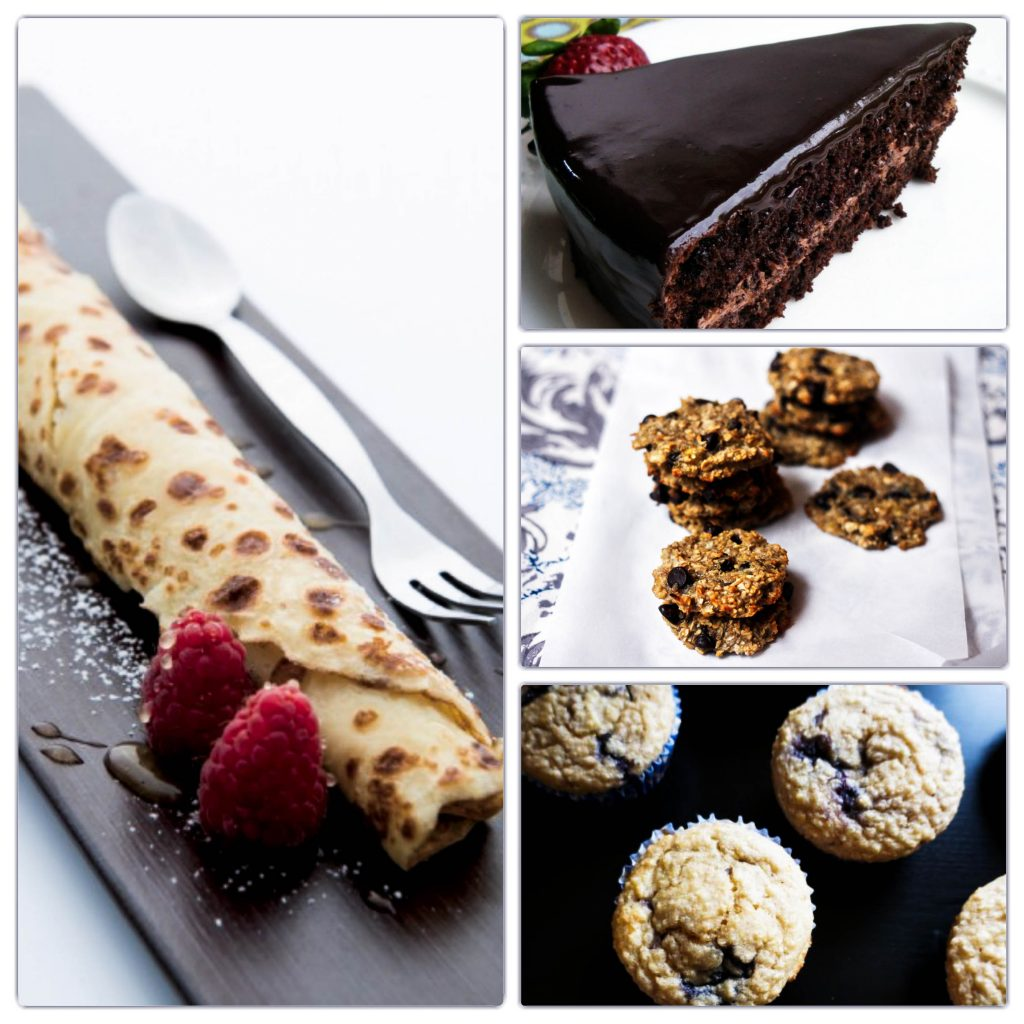 5X quinoa als dessert