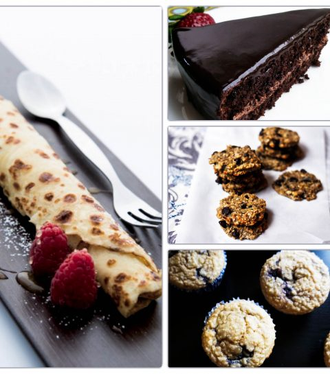 5 desserten met quinoa
