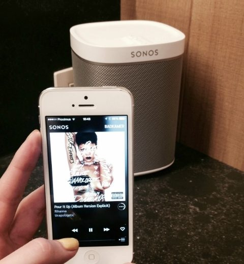 Getest: de draagbare Sonos play 1 luidspreker