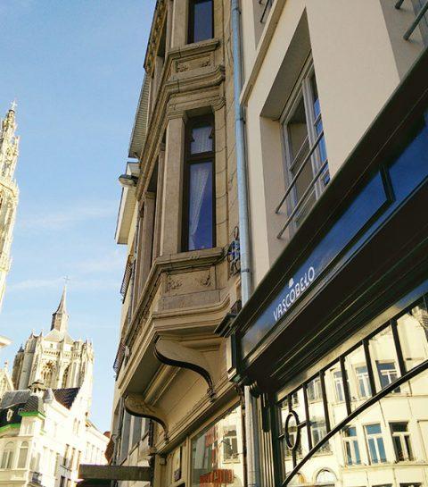 Nieuw in Antwerpen: Vascobelo V-bar