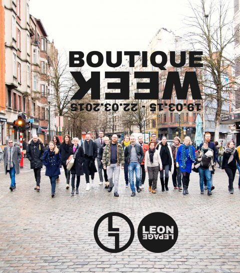 Boutique Week in hartje Brussel