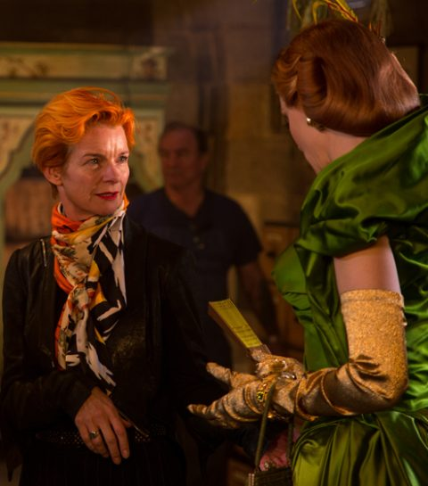INTERVIEW: kostuumontwerpster Sandy Powell