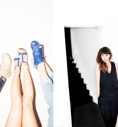 Interview: nieuw Belgisch schoenenlabel Atelier Content