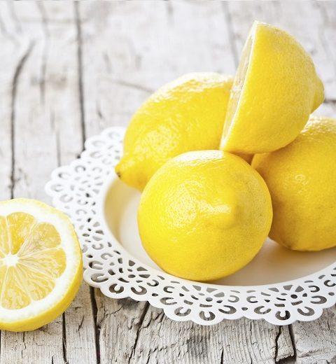 5 x voordelen van citroensap